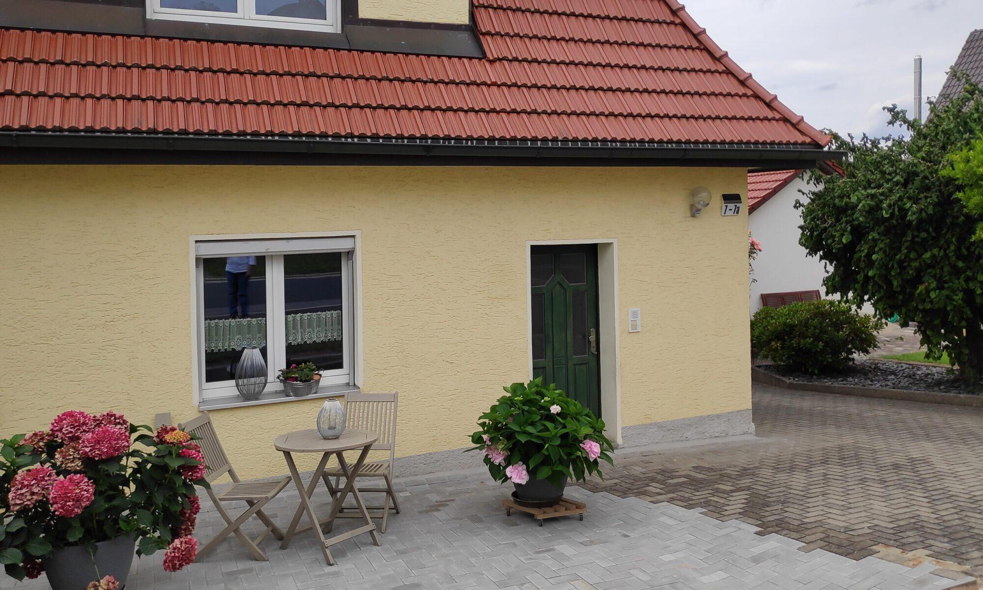 Ferienhaus Anna in Hirschau